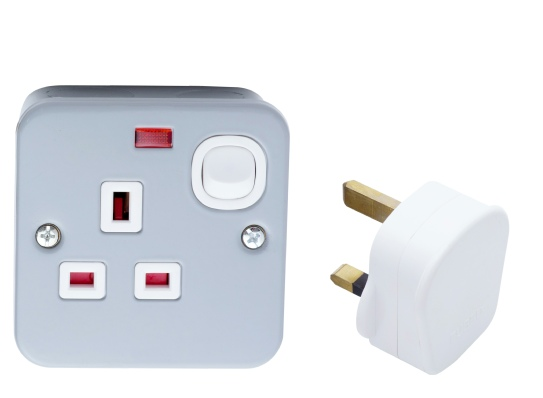 Air Conditioner Switch & Socket